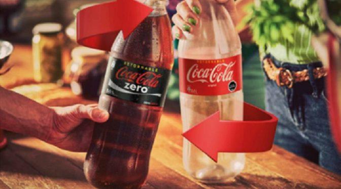 Coca-Cola inicia una revolución para transformar residuos plásticos (Ecoticias)