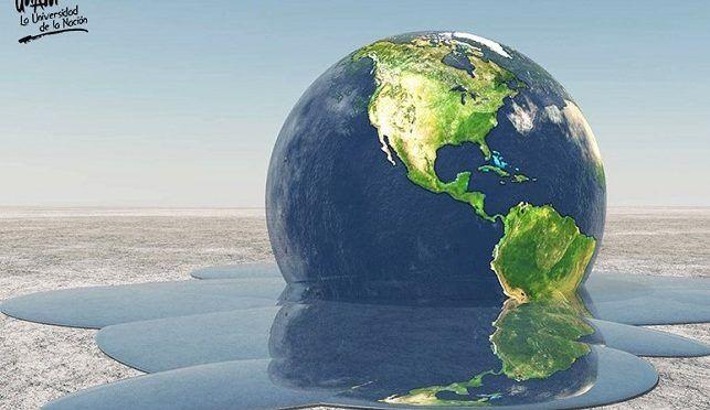 Cambio climático, síntoma de expansión desequilibrada (e-consulta)