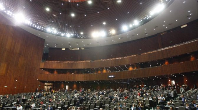 Aprueba San Lázaro Ley de Ingresos 2019 (La Jornada)