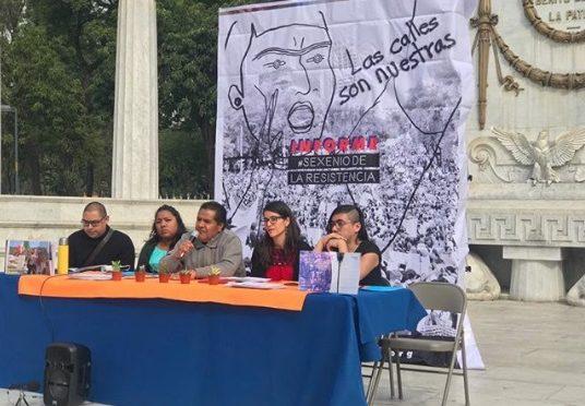 """Sexenio de Peña, periodo """"brutal"""" para protesta social: informe (La Jornada)"""
