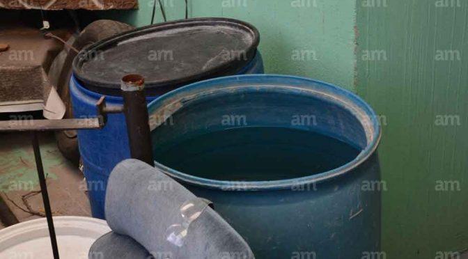 Guanajuato: Preocupa mala calidad del agua por explotación de mantos acuíferos (AM)