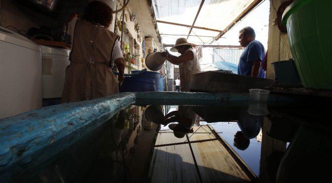 Sacmex no podrá restringir abasto de agua por falta de pago (La Jornada)
