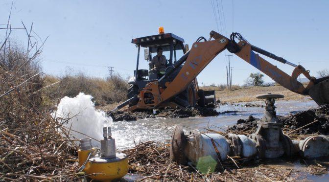 Cerca de 27 colonias pueden quedarse sin agua: SAPAL