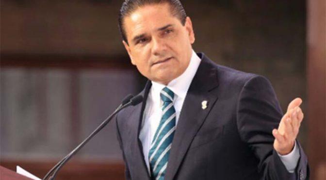 Gobierno de Michoacán alza la voz por medio ambiente ante federación (La Voz de Michoacán)