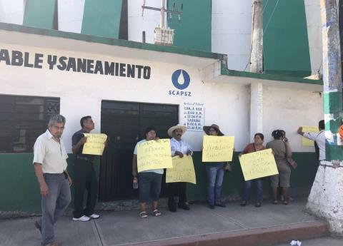 Más de 40 mil personas se quedan sin agua en Morelos (La Silla Rota)