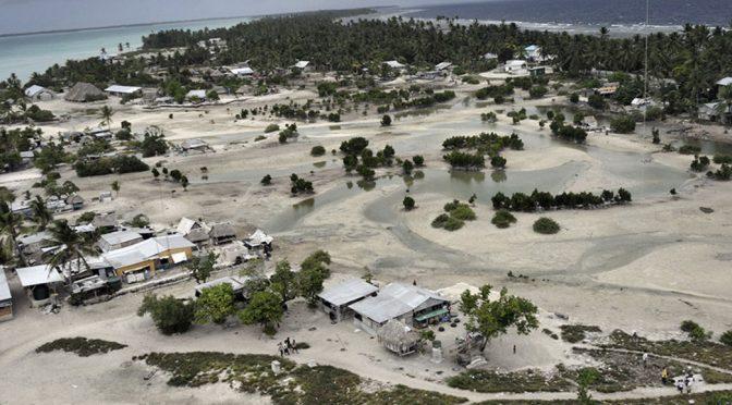 Kiribati: Este es el país que podría desparecer este 2019 (ADN 40)