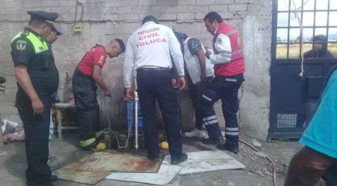 Alertan sobre posible contaminación de agua con gasolina en el norte de Toluca ( El Sol de Toluca)