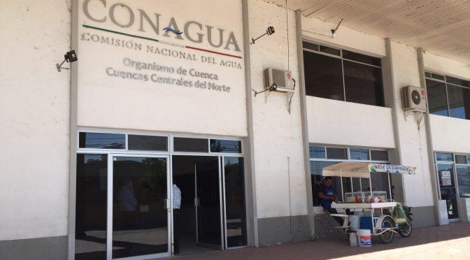 Coahuila: Exigirán a Conagua medidores en campo (El Siglo de Torreón)