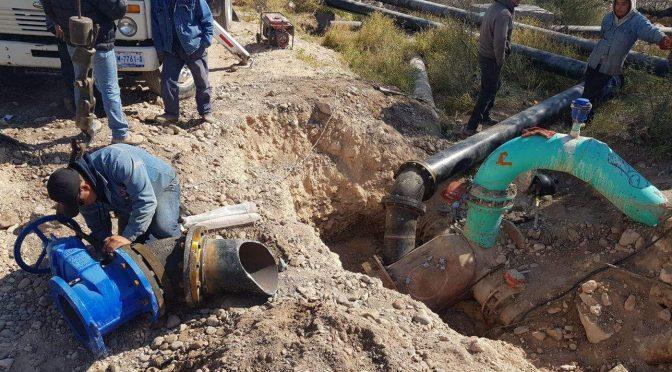 Bajará presión de agua en Lerdo (El Siglo de Torreón)