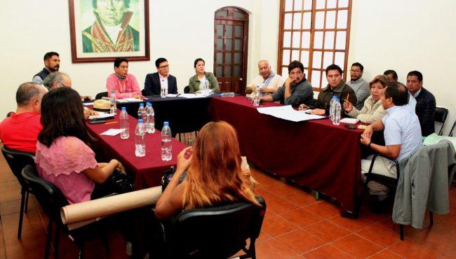 Recibe Municipio de Oaxaca de Juárez propuestas para la atención y el cuidado del medio ambiente (NSS Oaxaca)