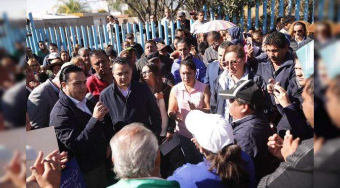 Municipio de Querétaro asume compromisos con Hacienda Santa Rosa (90 Grados)