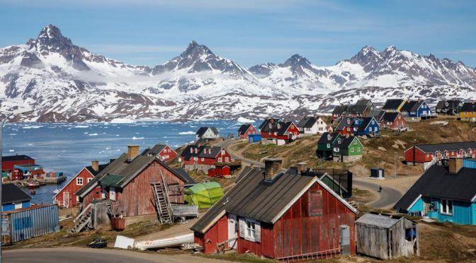 Groenlandia ya no es lo que era: pros y contras del calentamiento global (La Vanguardia)