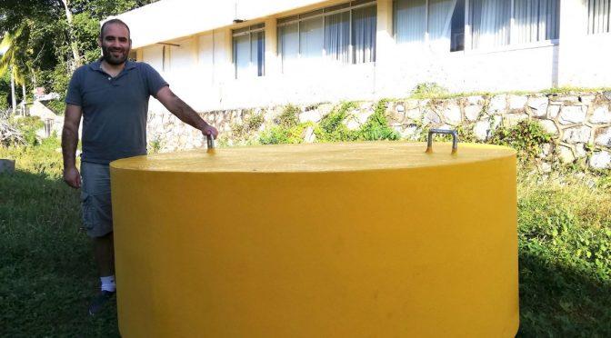 Colima: Universitario desarrolla sistema para desalinizar agua de mar (Quadrantín)