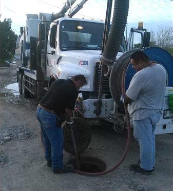 Soluciona COMAPA problemas de drenaje en sur de Reynosa (MetroNoticias)