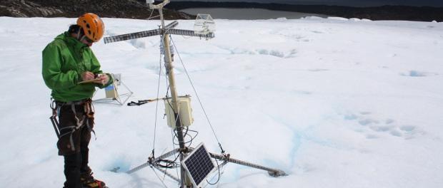 Monitoreos glaciológicos en Magallanes permiten abordar efectos del cambio climático (Prensa Antártica)