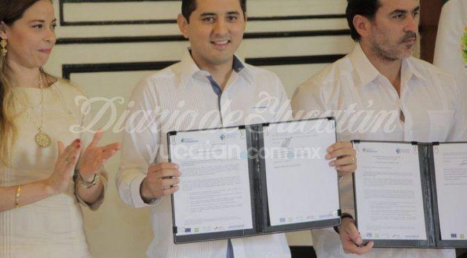 Alcalde de Tekax opina sobre el cuidado del medio ambiente (Diario de Yucatán)