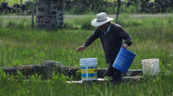 Una consulta indígena devolverá a campesinos de Oaxaca el derecho a usar el agua de sus pozos (Animal Político)