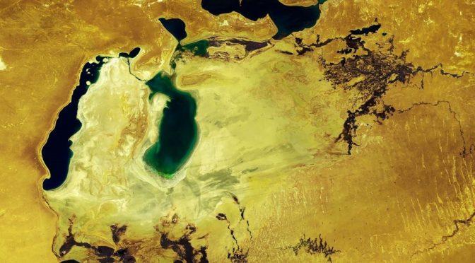 El cuarto lago más grande del mundo ahora es un desierto (Milenio)