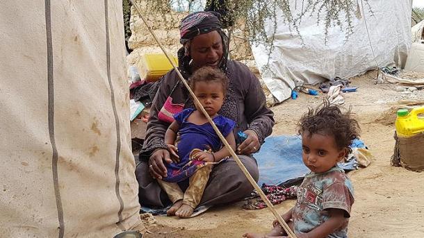 17 millones de yemeníes privan de agua potable y servicios sanitarios (TEMMUZ)