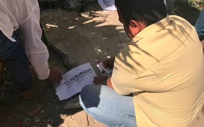Clausuran parcialmente condominio en zona Diamante por descargas de aguas negras (El Sol de Acapulco)