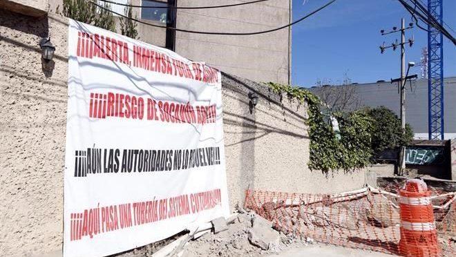 Clausurará Cuajimalpa, otra vez, obra (Reforma)