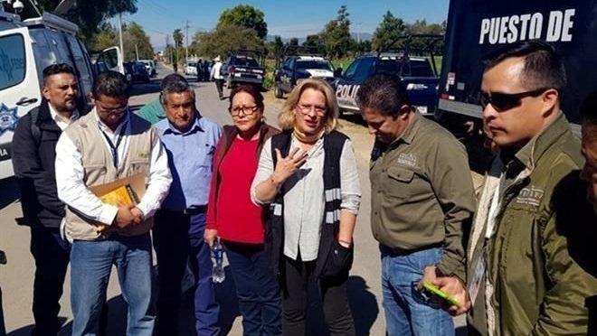 Hidalgo: Determinarán daño ambiental por derrame (Reforma)