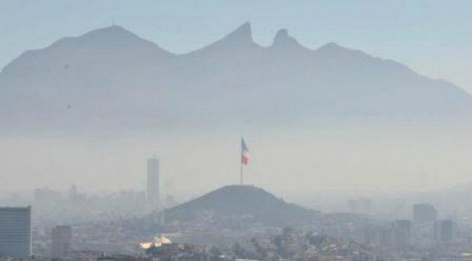 Demandan ONG acciones contundentes para mejorar la calidad del aire en Monterrey (Greenpeace México)