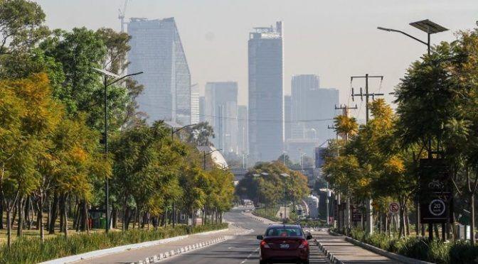 """Guadalajara """"gana"""" a la CDMX en muy mala calidad del aire (El Informador)"""