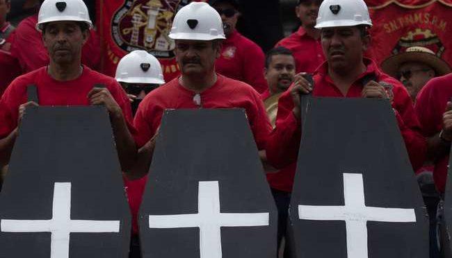 Concesiones mineras: 30 años de ecocidio, rapiña y desplazamiento indígena (VICE México)