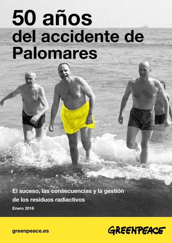 50 años del accidente de Palomares