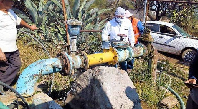 Analizan el agua de Tula (El Sol de Hidalgo)