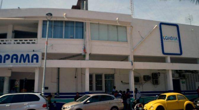 Colonos demandan a CAPAMA restablecer suministro de agua potable (El Sol de Acapulco)