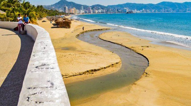 Detectan al menos siete puntos críticos de descargas de aguas negras en Acapulco (El Sol de Puebla)