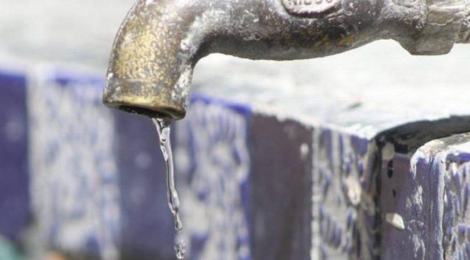 Estas serán las tarifas que aplicará Agua de Puebla en 2019 (El Sol de Puebla)