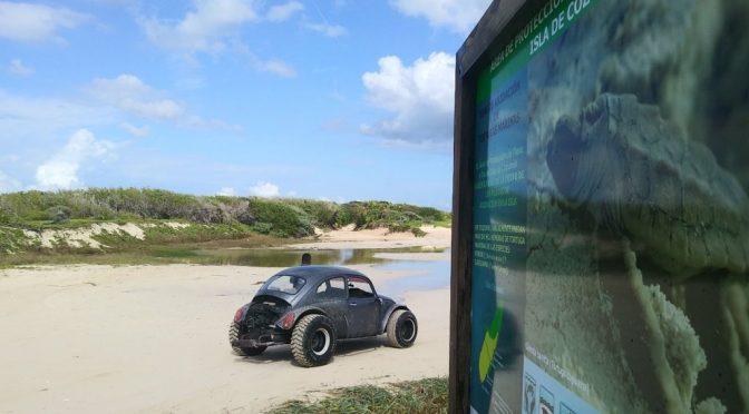 Robo de arena en Cozumel continúa imparable (Noticaribe)