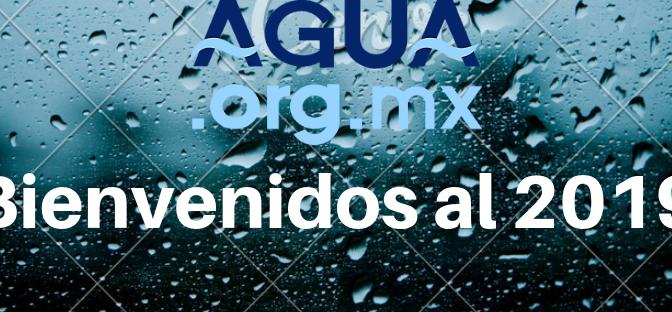 Bienvenidos al 2019/ Agua.org