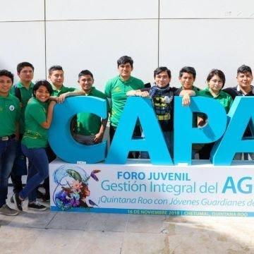 CAPA sensibilizó a 39 mil habitantes de Quintana Roo para cuidado del agua (La Verdad)