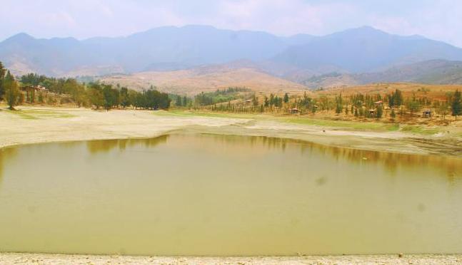 La escasez de agua amenaza a los Valles Centrales de Oaxaca (El Universal)