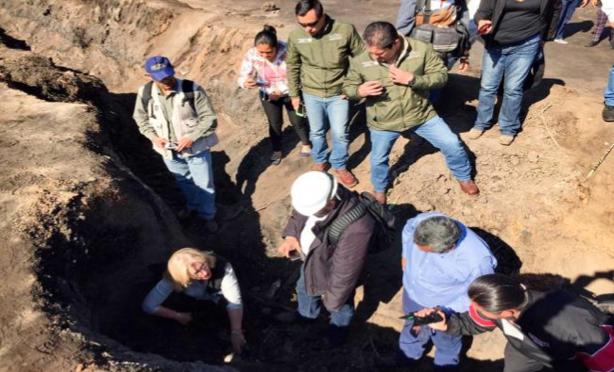 Semarnat realiza estudios en Tlahuelilpan para determinar si hubo daño ambiental (El Universal)