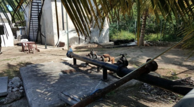 Caos en restaurantes en Tulum, por desabasto de agua potable (La Jornada Maya)