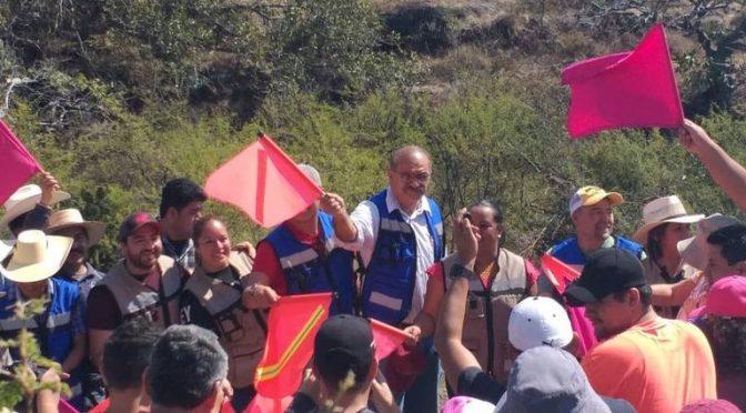 Se rescatará la presa de Cuentepec en beneficio de productores (El Sol de Cuernavaca)