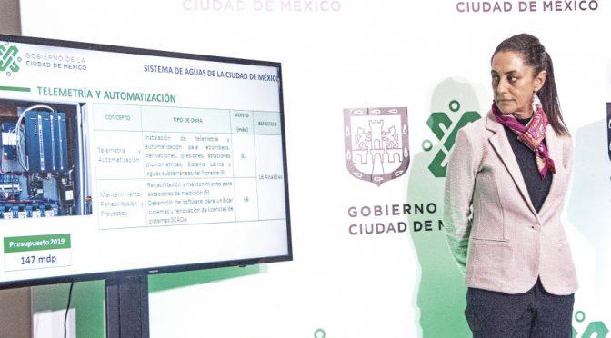 El Cutzamala garantiza abasto de agua: CDMX (Contra Réplica)