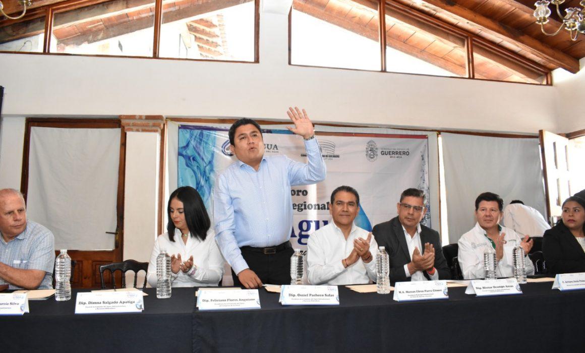 Realiza Congreso segundo foro Agua para todos en Taxco (Quadrantín)