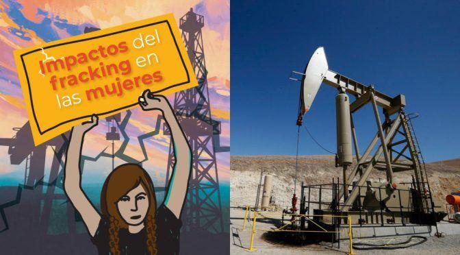El fracking sigue realizándose en México y las mujeres son uno de los grupos más vulnerables (Sin Embargo)