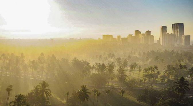 Imparable la quema de basura en zona Diamante (El Sol de Acapulco)