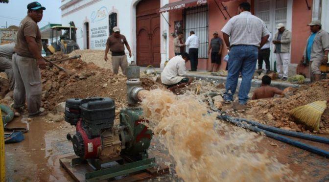 Mérida quiere recuperar el control del agua y del transporte urbano (Diario de Yucatán)