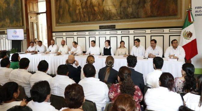 Yucatán: Seis municipios, en pacto contra el cambio climático (El Diario de Yucatán)