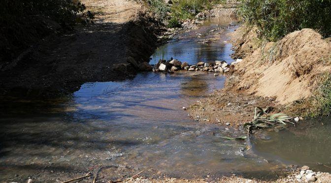 Piden plan de rescate para combatir contaminación del Rio Atoyac (El Imparcial)