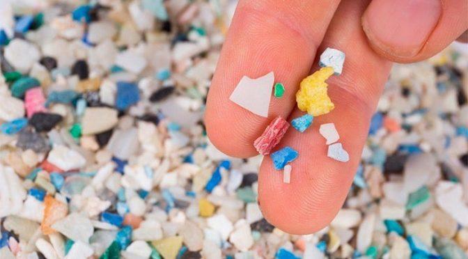 Microplásticos, los 'nefastos' protagonistas de 2018 (Ecoticias)