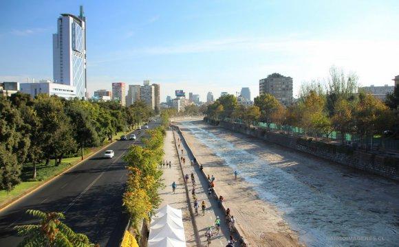 Aguas Cordillera repuso servicio al 95% de clientes afectados por corte (Tele 13)